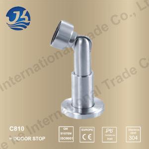 304 Stainless Steel Solid Casting Adjustable Door Stop (C810)