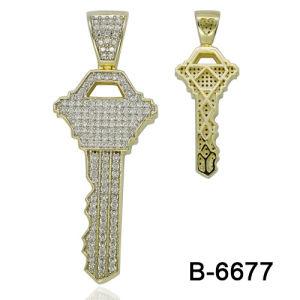 New Design Hip Hop Jewelry Pendant Silver 925 Factory Wholesale pictures & photos