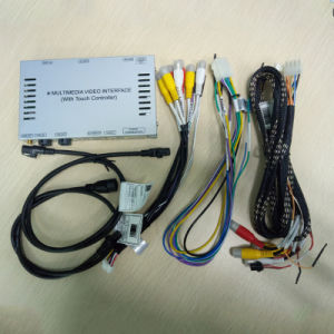 """Upgrade Car HD Android Interface Multimedia GPS Navigation Box for VW 8""""Touareg (RNS850 SYSTEM) pictures & photos"""