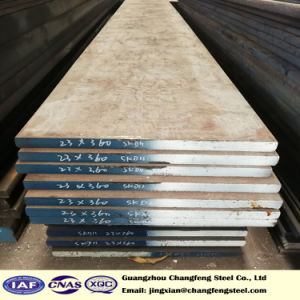Cold Work Mould Steel Flat Bar D2/SKD11/1.2379 pictures & photos