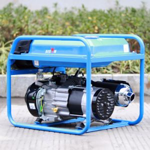 Bison (China) BS2500e Household Copper Wire 100% 6.5HP Gasoline Generator pictures & photos