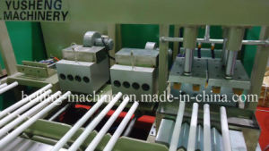 Four Pipes PVC Pipe Belling Machine/Socketing Machine pictures & photos