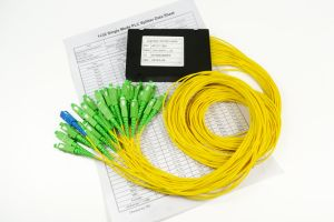 1X 16 PLC -Sc/APC ABS Box Type Splitter PLC Splitter pictures & photos