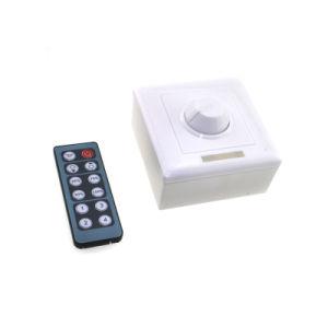 12V 12 Keys IR Remote LED Light Dimmer pictures & photos