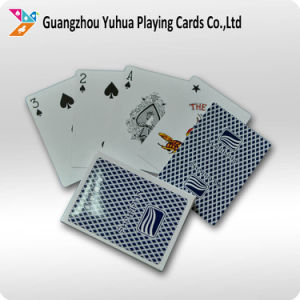 Custom Plastic Game Card Playing Cards pictures & photos