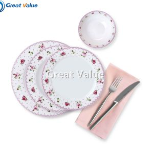 High Quality Ceramic Tableware Dinnerset and Tea Sets pictures & photos