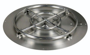 """24"""" Round Flat Pan for Fire Pit pictures & photos"""