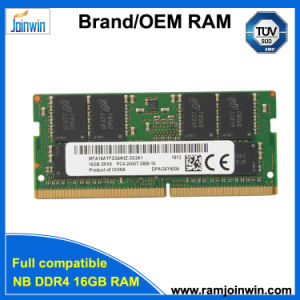 High Performance 8 Chips DDR4 16GB RAM Laptop pictures & photos