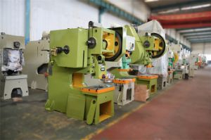 J21s-125t Series Deep-Throat Power Punching Machine with Fixed Bed pictures & photos