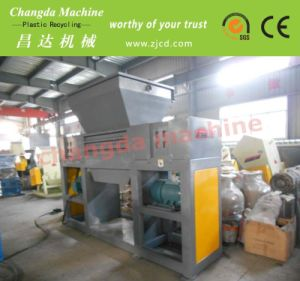 Twin-Shaft Shredder pictures & photos