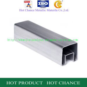 ASTM304 316 Stainless Steel Stair Rail Pipe & Tube pictures & photos