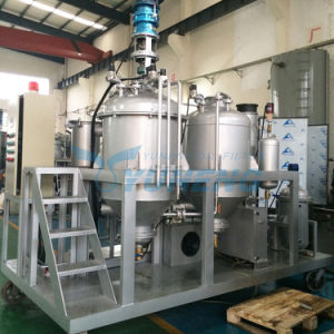 Continuous Working Waste Tire Oil Cleaning Machine for Decoloration pictures & photos