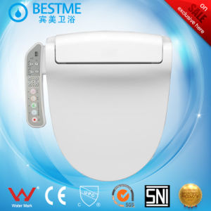 Bathroom Sanitary Toilet Seat Smart Toilet Cover with Bidet pictures & photos
