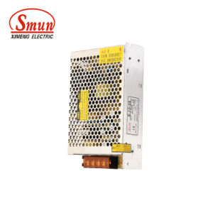 Smun S-75-24 24V 3A AC-DC SMPS Power Supply pictures & photos