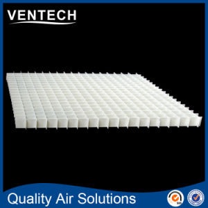 Return Air Eggcrate Sheet, HVAC Egg Crate Ceiling Grille pictures & photos