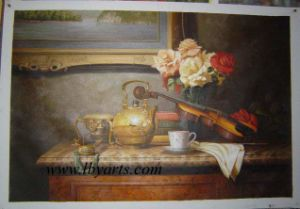 High Quality Still Life Oil Painting