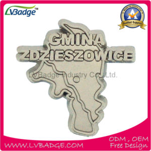 Custom Silicone Rubber Soft PVC Badge pictures & photos