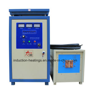 Carbon Steel Supersonic Frequency Induction Heating Annealing Machine pictures & photos