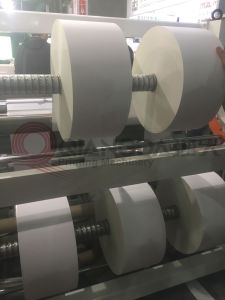 Automatic Adhesive Paper, BOPP, CPP, Pet, PE Slitting Machine Slitter pictures & photos