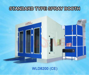 Wld8200 Hot Sell High Quality Car Spray Booth/Bake Oven for Cars pictures & photos