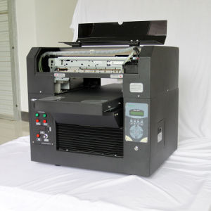 Print on Plastic Printer PVC, Any Surface Printing Machine pictures & photos