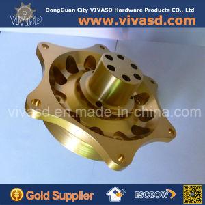 Customized Billet CNC Machining Aluminum Hub pictures & photos