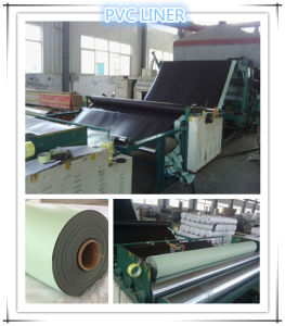 PVC Geomembrane Use for Landfill pictures & photos