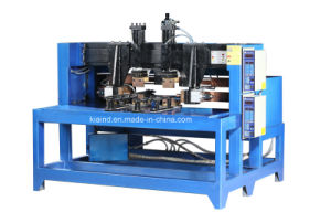 "Un2-50kVA ""T"" Type Frame Butt Welding Machine pictures & photos"