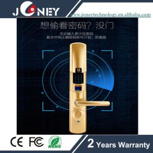 Security Door Lock System Biometric Fingerprint Lock pictures & photos