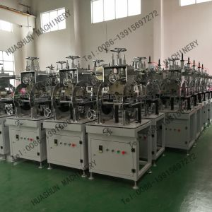 Hot Foil Stamping Machine of PS Moulding Frame pictures & photos