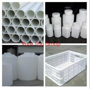 Injection Grade White Masterbatch PVC PP PE PS ABS White Masterbatch pictures & photos