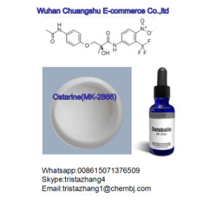 Oral Nutrobal Sarms Mk-677 CAS 159752-10-0 Ibutamoren for Bulking Cycle pictures & photos