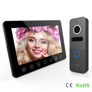 """7"""" Video Doorphone Home Security Door Bell Intercom System Interphone pictures & photos"""