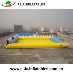 Inflatable Pool Combo with Water Balls for Rental pictures & photos