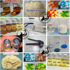 Legit Steroids Drugs Trenbolone Enanthate Parabolan Injections Oil 150mg / 200mg pictures & photos