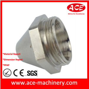 Stainless Steel 304 CNC Machining Flange pictures & photos