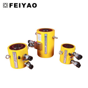 Double Acting High Ton Large Horizontal Hydraulic Cylinder Jack Fy-Clrg pictures & photos