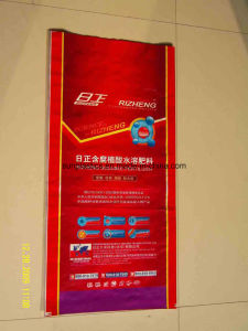 Feed Bag/BOPP Laminated Woven Bag with 10/20/25/50kg Loading pictures & photos