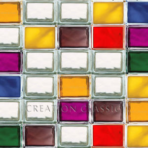 190*190*80mm Colorful Glass Block pictures & photos