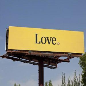 Steel Structure Billboards Outdoor Advertising Billboard pictures & photos