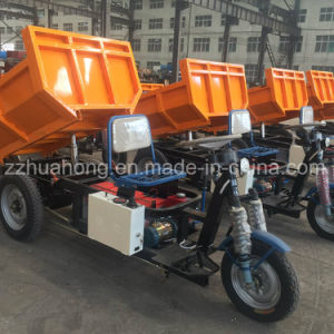 Hot Type Mining Loader/Electric Three Wheel Mini Truck, Popular Cargo Bike pictures & photos