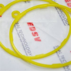 Molded EPDM Peroxide Cured Rubber Gasket for Automotive Applications pictures & photos