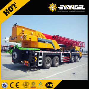 Sany 50 Ton Telescopic Boom Truck Mounted Crane Stc500 pictures & photos