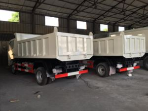 Rhd 6*4 10 Wheels Shacman Tipper for Sale pictures & photos