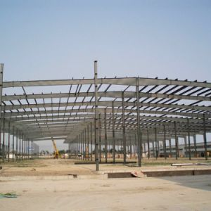 Movable Light Steel Structure Prefabricated Warehouse pictures & photos