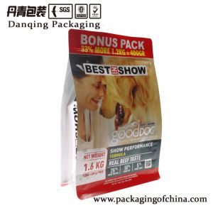 China Suppliers Hot Sale Qual Seal Stand up Pouch for Pet Food Packaging pictures & photos