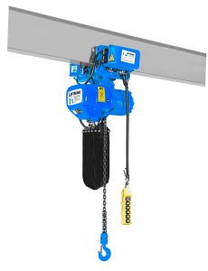 0.25t-50t Single Speed Motor Driven Trolley Electric Lifting Chain Hoist Professional Manufacturer pictures & photos