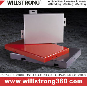 Aluminum Solid Panel for Decoration Material Display Stand pictures & photos