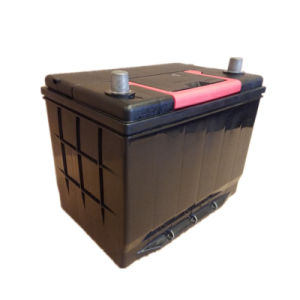 Lead Acid Rechargeable Storage Mf Auto Battery 12V60ah 55D26L N50z pictures & photos