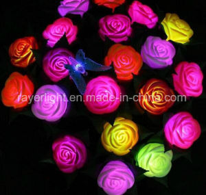 12V Power Tulip Lamp Flower Lawn Light pictures & photos
